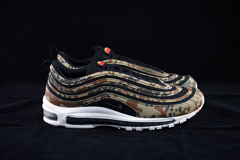 online retailer 95ae4 7ff29 Nike Air Max 97 Premium QS Country Camo Germany - The Sneakers Plug