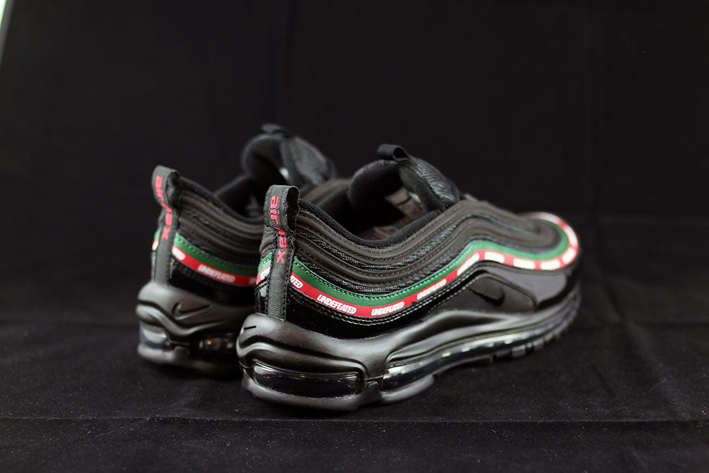 cdab01921810c7 ... Nike Air Max 97 x Undefeated Black - The Sneakers Plug ...