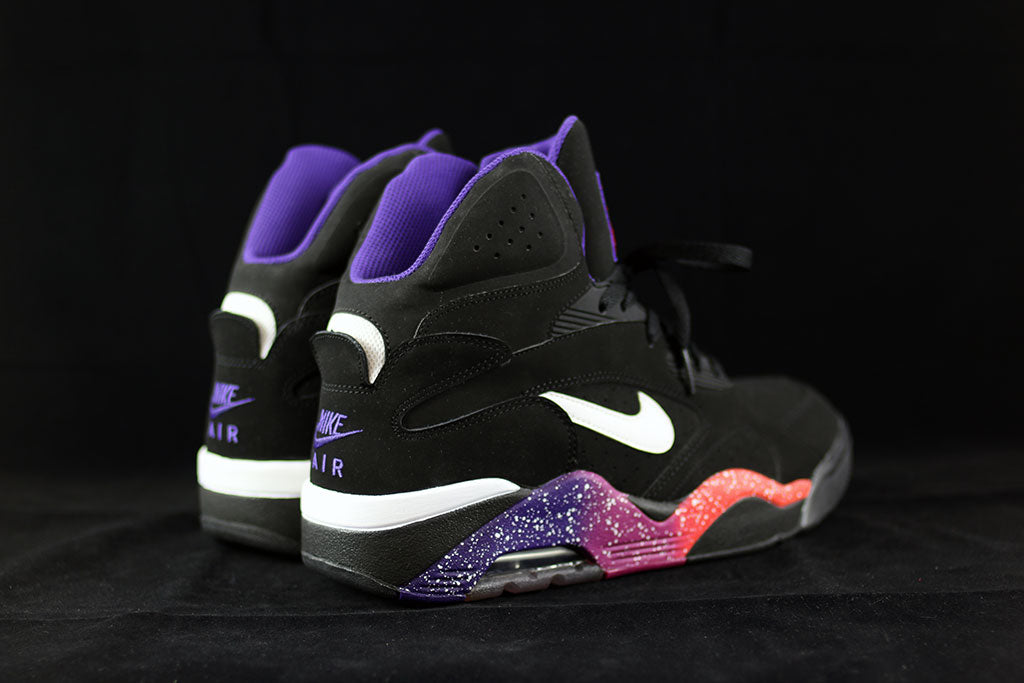 quality design 8bd6c 8d4ec ... Nike New Air Force 180 Mid Phoenix Suns - The Sneakers Plug ...