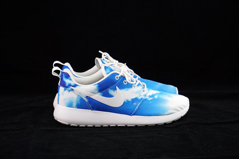 brand new 33a5d cf4cc Nike Roshe Run Blue Sky Santa Monica - The Sneakers Plug