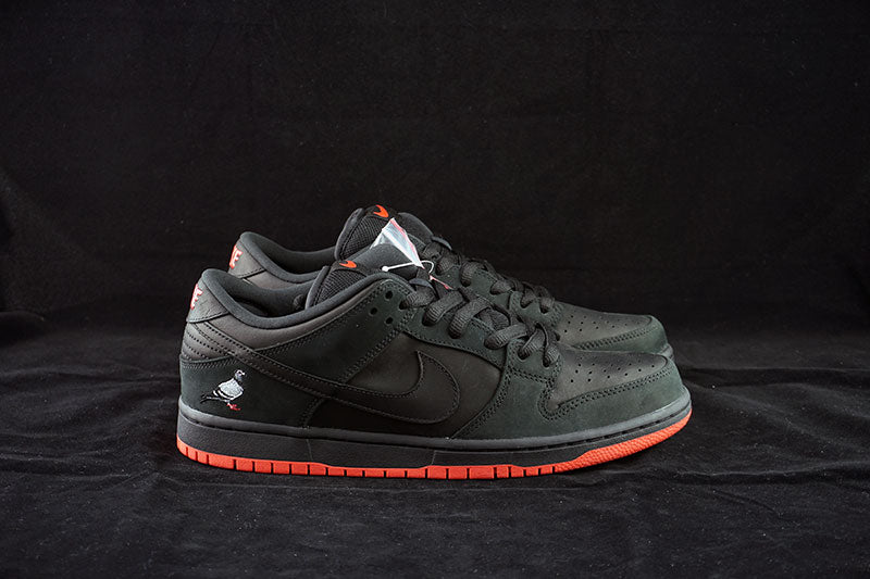 ddd54eb62c90 Nike SB Dunk Low Black Pigeon – The Sneakers Plug