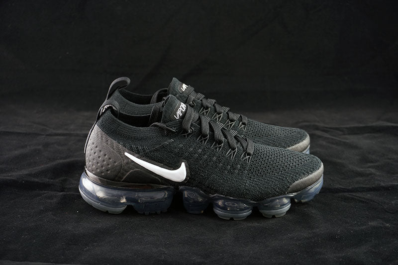 0796fe9668068 Nike Wmns Air Vapormax Flyknit 2.0 Black – The Sneakers Plug