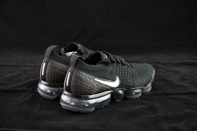 90aa0376d42 ... Nike Wmns Air Vapormax Flyknit 2.0 Black - The Sneakers Plug ...