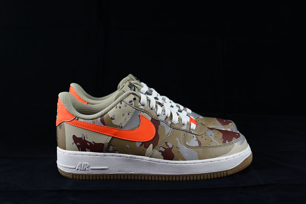c90059b70ca23 ... where to buy nikeid air force 1 low camo orange the sneakers plug 733cc  7671d