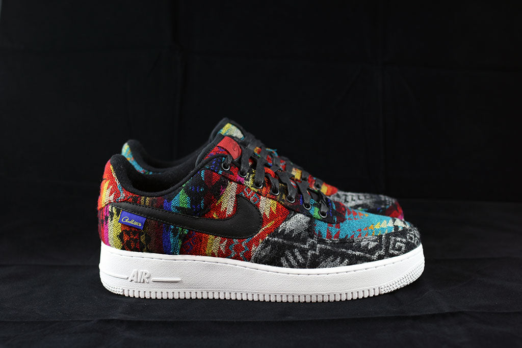 NIKEiD Air Force 1 Low Pendleton – The Sneakers Plug 275968be1
