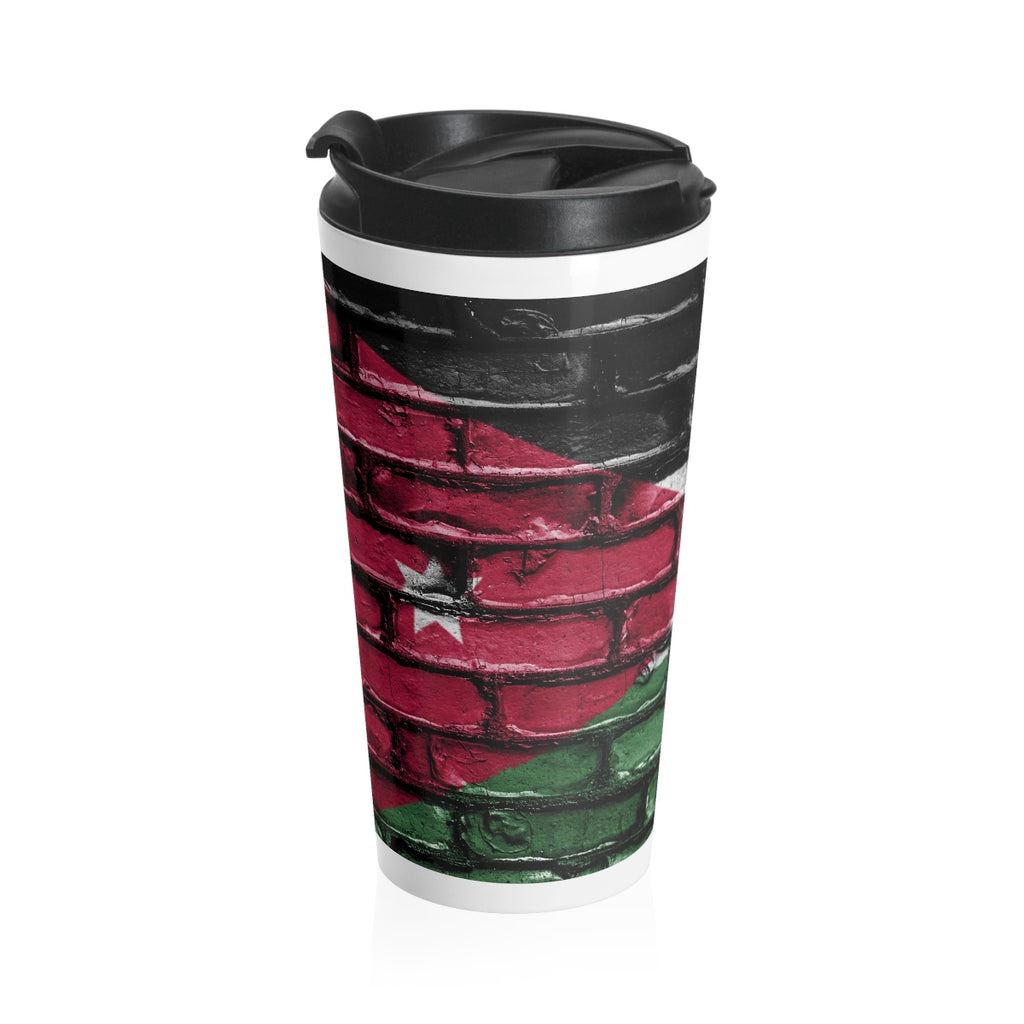 Jordanian Stainless Steel Travel Mug