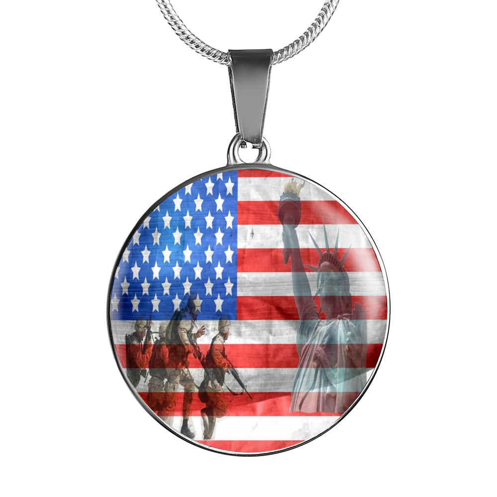 American Independence Necklace