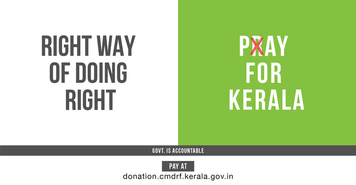 Right way of doing Right: Direct our contributions through the right channel