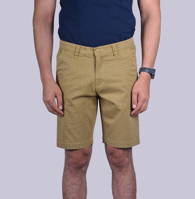 Khaki Uber cool shorts.