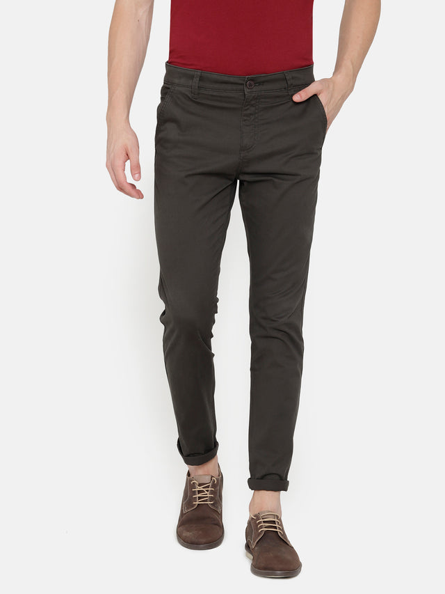 Dark Grey-TROUSERS