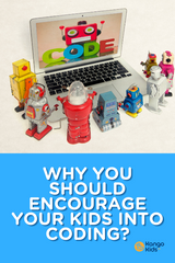 why you should encourage your kids to code