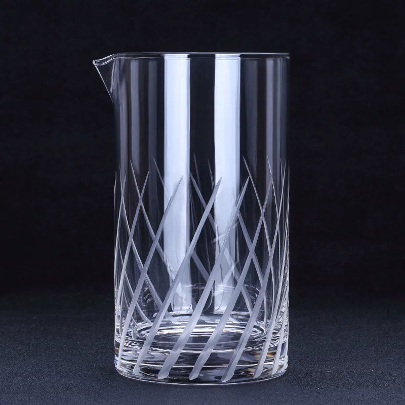 Mixing Glass Tintal - Premium - Golden Age Bartending Bar Tools
