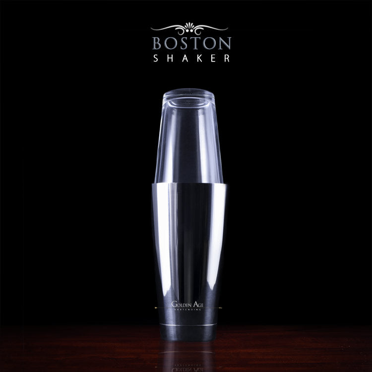 Boston Shakers - Golden Age Bartending