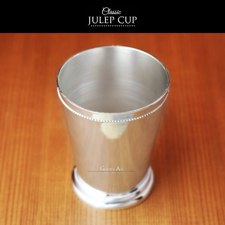 Classic Julep Cup - 350ml - Golden Age Bartending Bar Tools