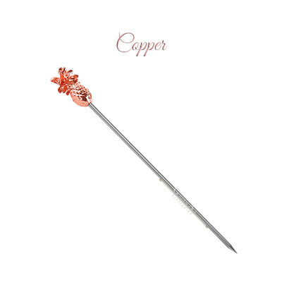 Cocktail Picks - Pineapple - Golden Age Bartending Bar Tools