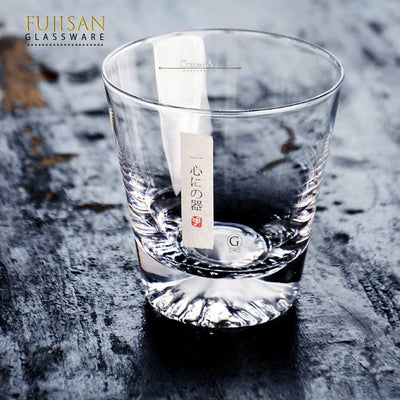 Fujisan Glassware - JAPAN - Golden Age Bartending Bar Tools