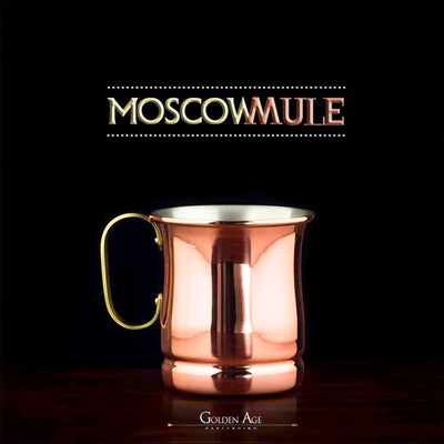 Moscow Mule - 340ml - Golden Age Bartending