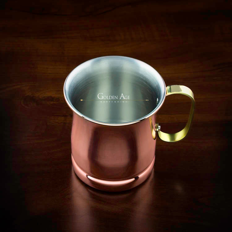 Moscow Mule - 340ml - Golden Age Bartending Bar Tools