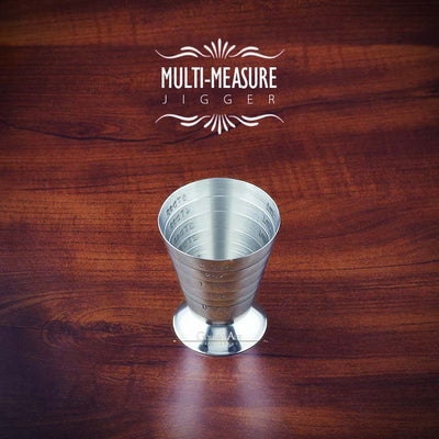 Multi measure - From 15 to 75ml - Golden Age Bartending Bar Tools