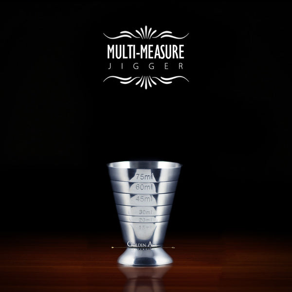 Multi measure - From 15 to 75ml