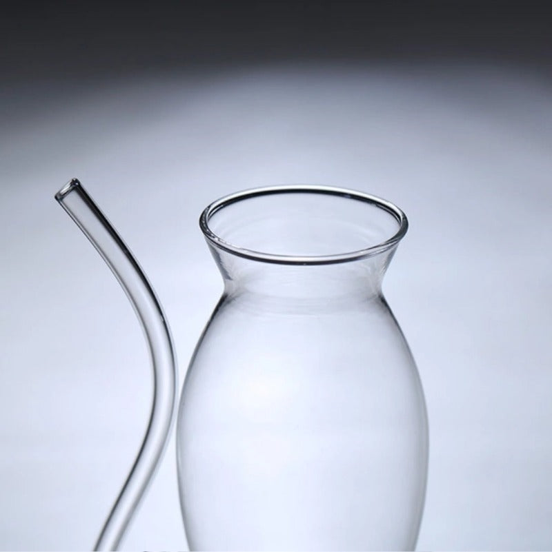Pipe Cocktail Glass