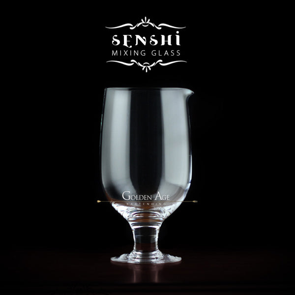 "CLEARANCE! Mixing Glass ""Senshi"" - Premium"
