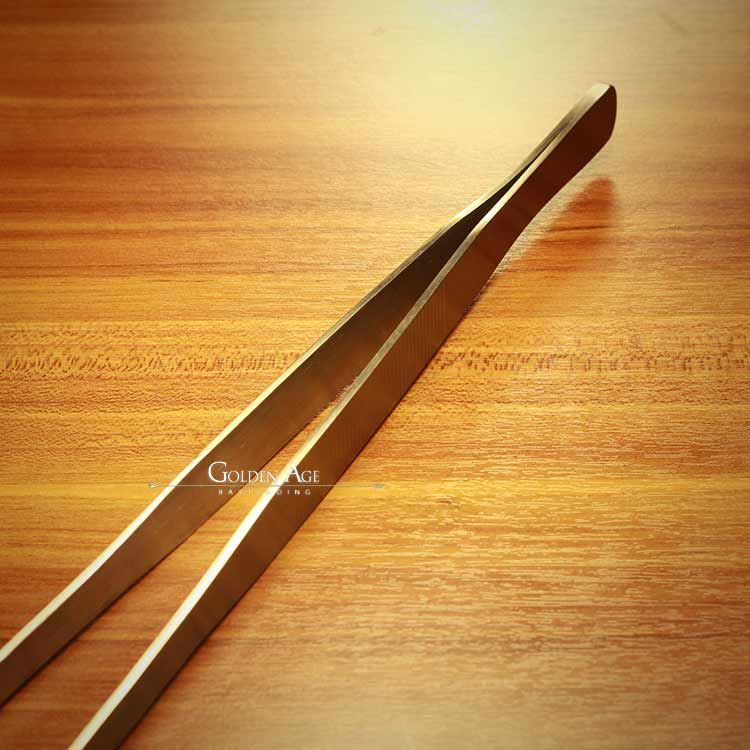 Tweezers Stainless Steel - Golden Age Bartending Bar Tools