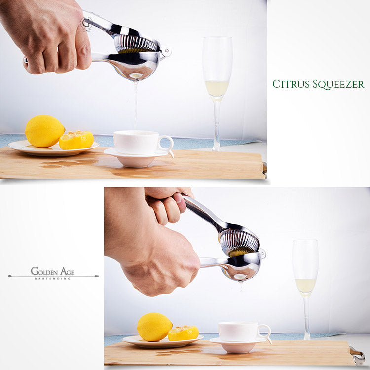 Citrus Squeezer - Golden Age Bartending Bar Tools