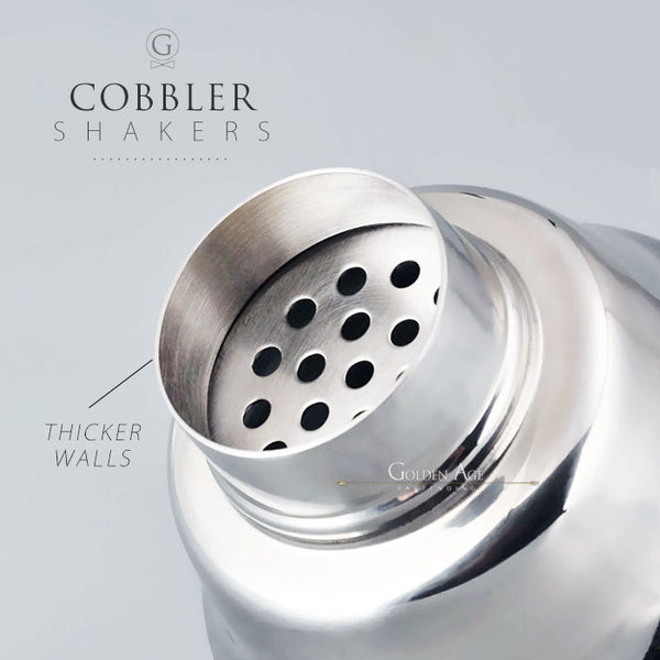 Cobbler Shakers