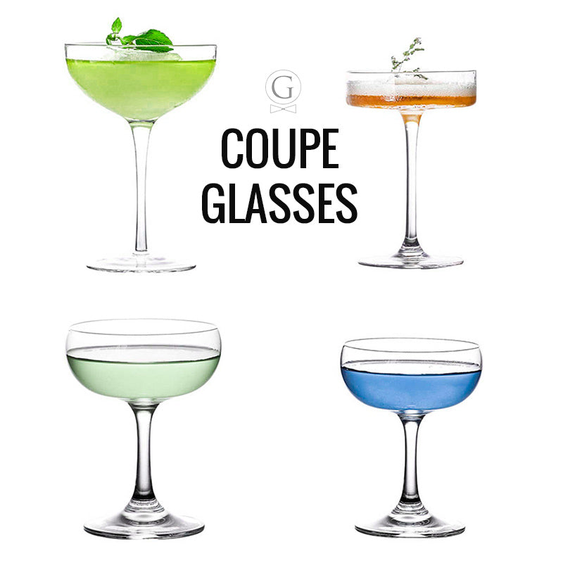 Coupe Glasses