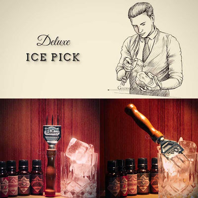 Ice Pick Deluxe - Golden Age Bartending