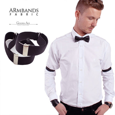 Armbands - FABRIC - Golden Age Bartending