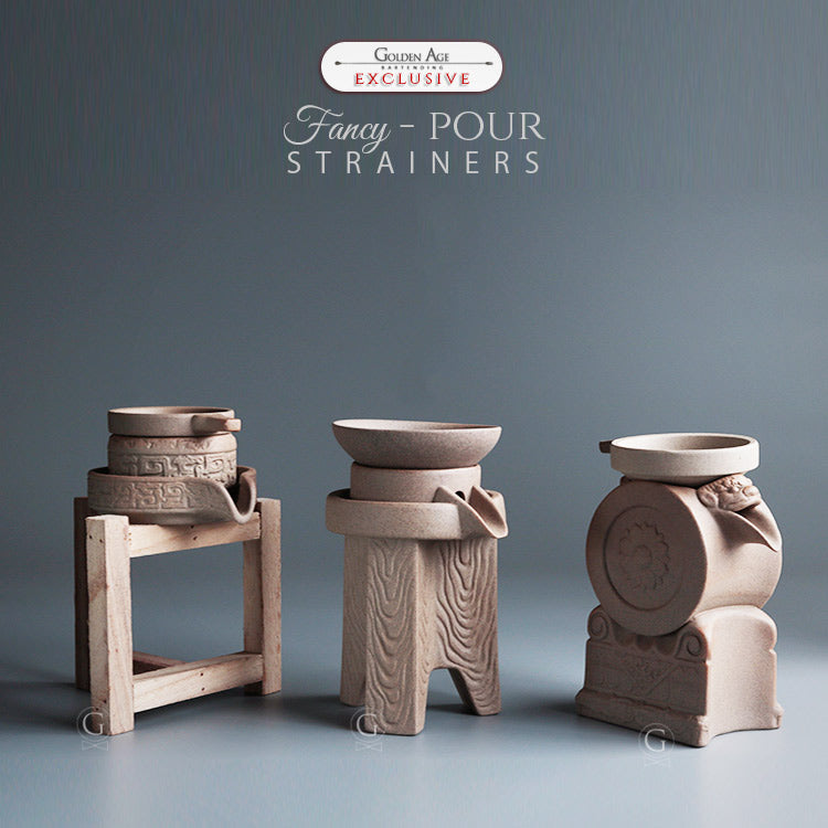 Ceramic Strainers - Fancy pour