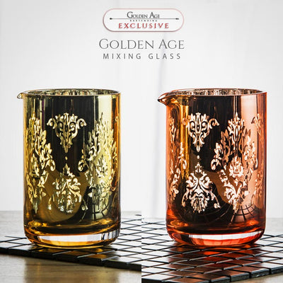 Vintage Mixing Glasses - Golden Age Bartending