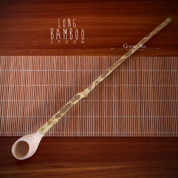 Long Bamboo Spoon