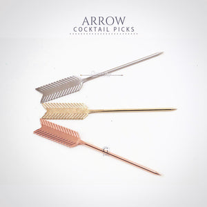 Cocktail Picks - ARROW - Golden Age Bartending Bar Tools