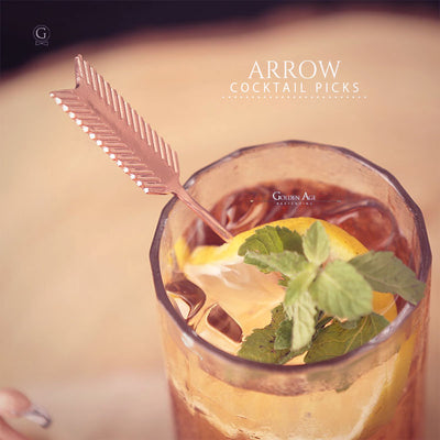10 x Cocktail Picks - ARROW - Golden Age Bartending Bar Tools