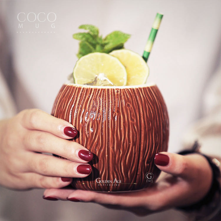 COCO Mug - Golden Age Bartending Bar Tools
