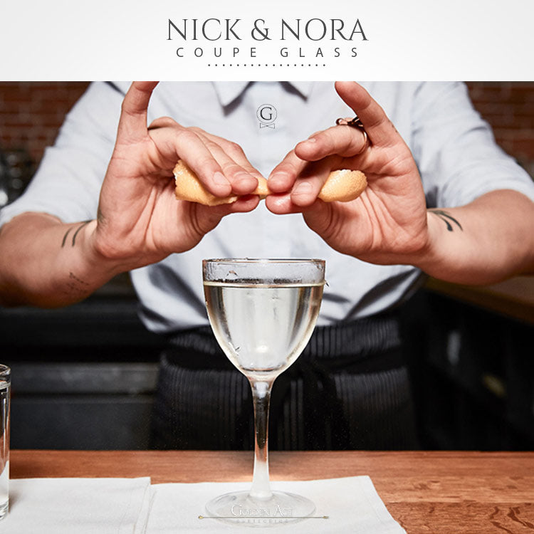Nick & Nora - Coupe Glass