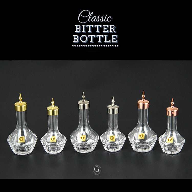 Bitter Bottles - Classic - JAPAN - Golden Age Bartending Bar Tools