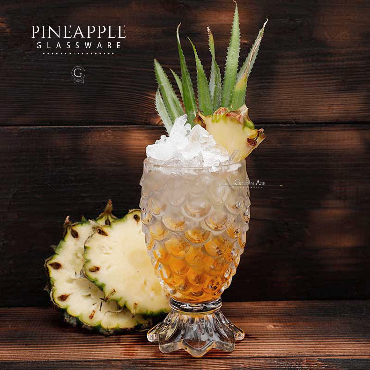 Pineapple Glassware