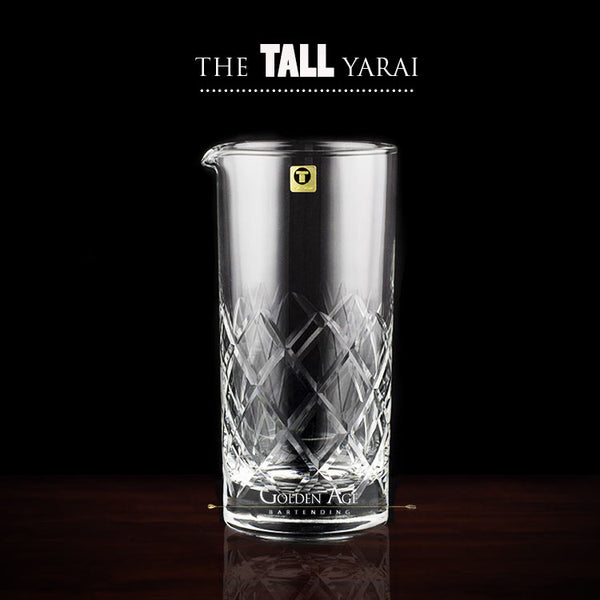 "Mixing Glass ""Tall Yarai"" - Premium"
