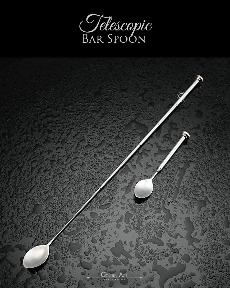 Bar Spoons TELESCOPIC
