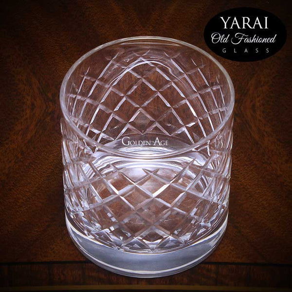CLEARANCE! Crystal Old Fashioned Glasses