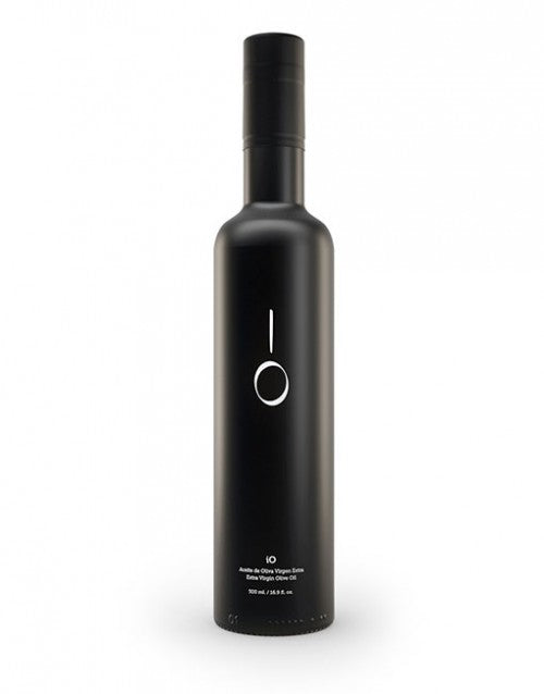 Premium iO olijfolie black 250ml