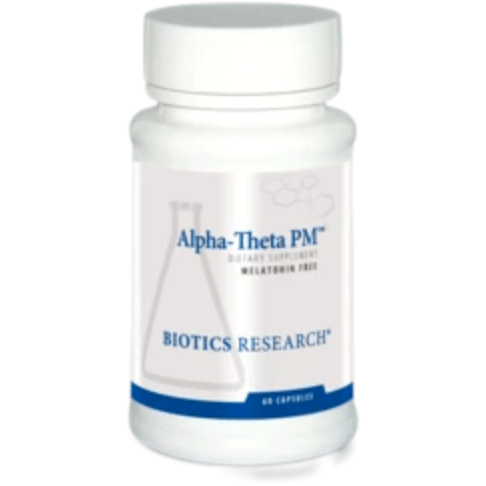 Sleep well - Alpha-Theta PM (without Melatonin) 60 caps-nootropic-Uncommon Remedy