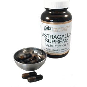 Astragalus Gel Caps 1300mg - uncommon remedy self care solutions for wellness