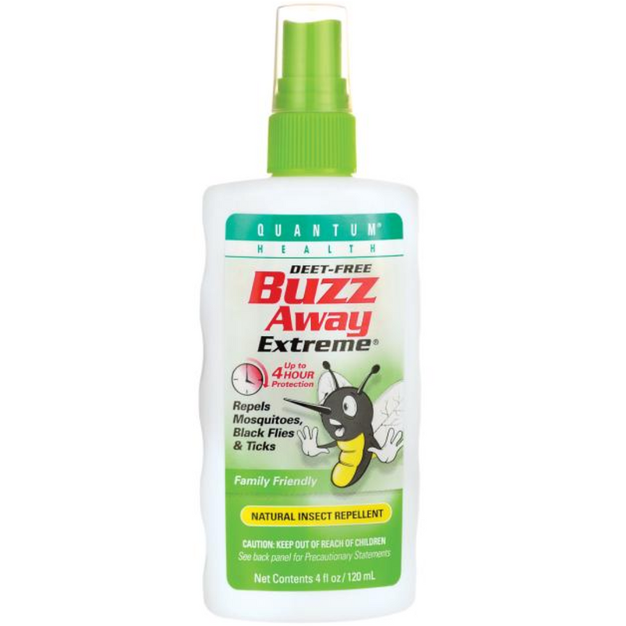 DEET FREE Extreme Insect Spray - Mosquito Repellent 4oz.-remedy-Uncommon Remedy