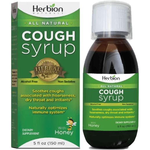 Herbal Cough Syrup - for respiratory & immune system - Safe for Kids 5oz.-remedy-Uncommon Remedy