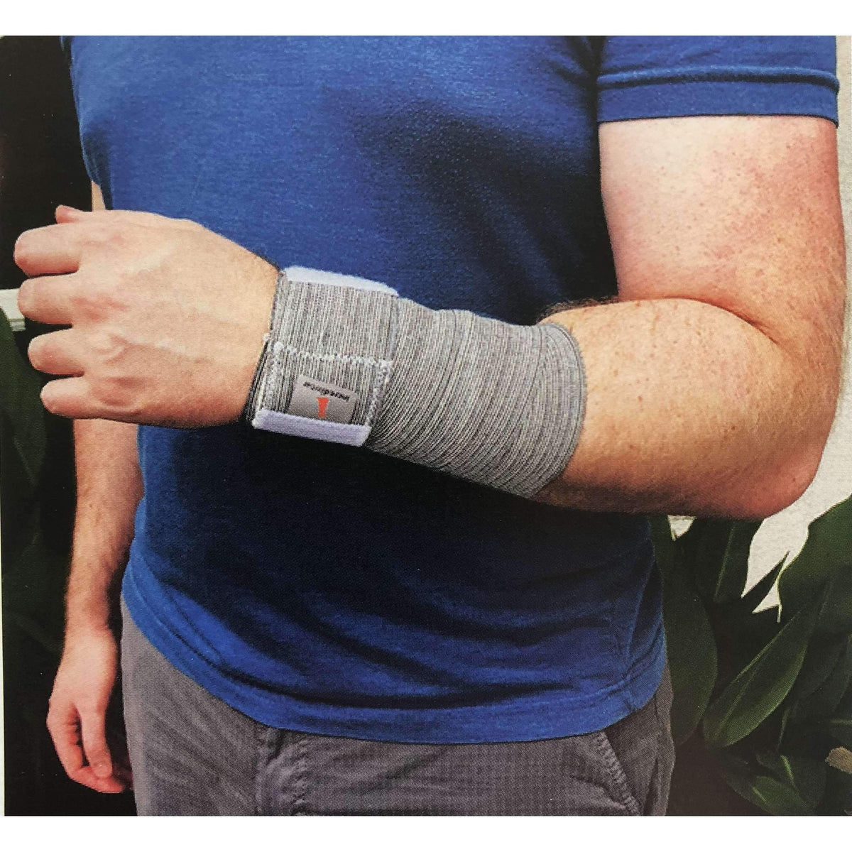 "Germanium Charcoal Embedded Bandage Wrap 2"" Wide-pain-Uncommon Remedy"